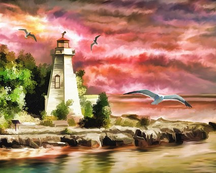 Landscape Paintings Images 183 Pixabay 183 Download Free Pictures