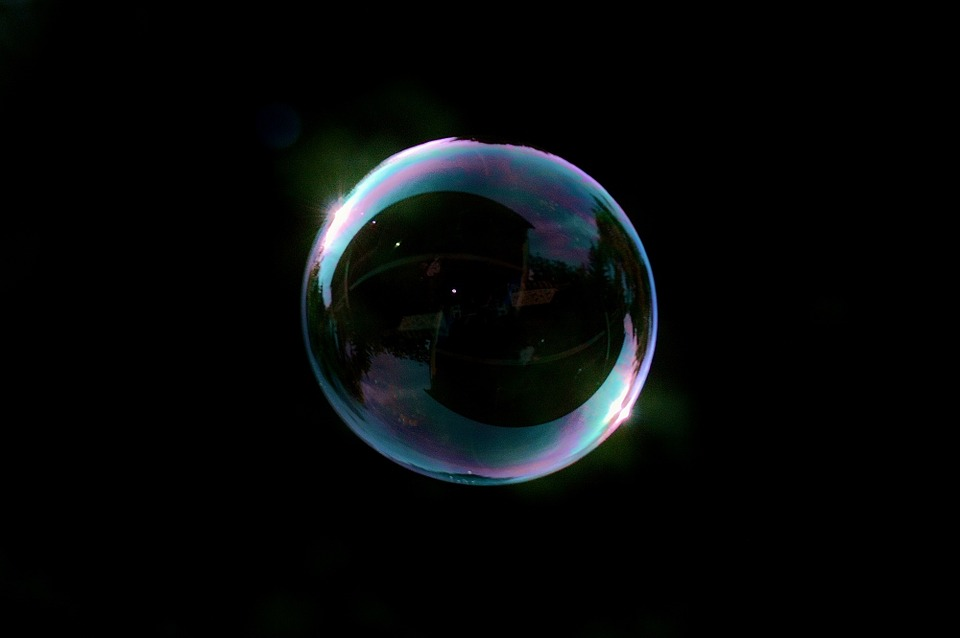 soap bubble colorful ball soapy free photo on pixabay