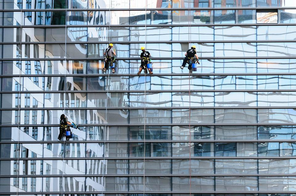 Window facade  Free photo: Glass Facade, Window Cleaner - Free Image on Pixabay ...