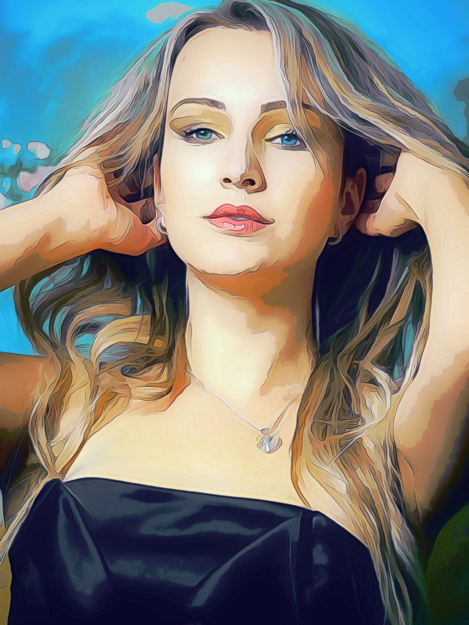 Woman Portrait Appearance - Free image on Pixabay