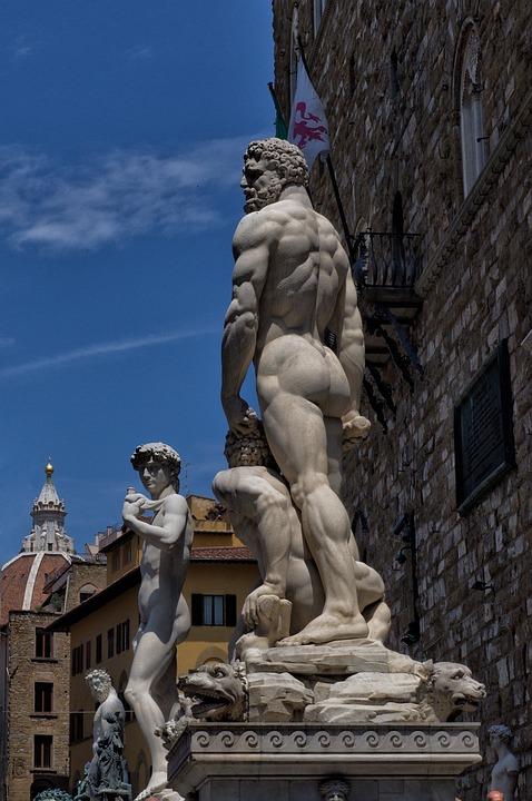 David Sculptures Florence - Free photo on Pixabay