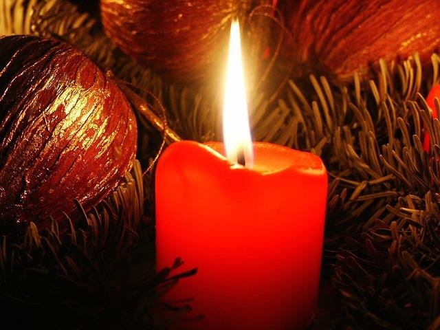 kostenloses foto kerze weihnachten licht advent. Black Bedroom Furniture Sets. Home Design Ideas