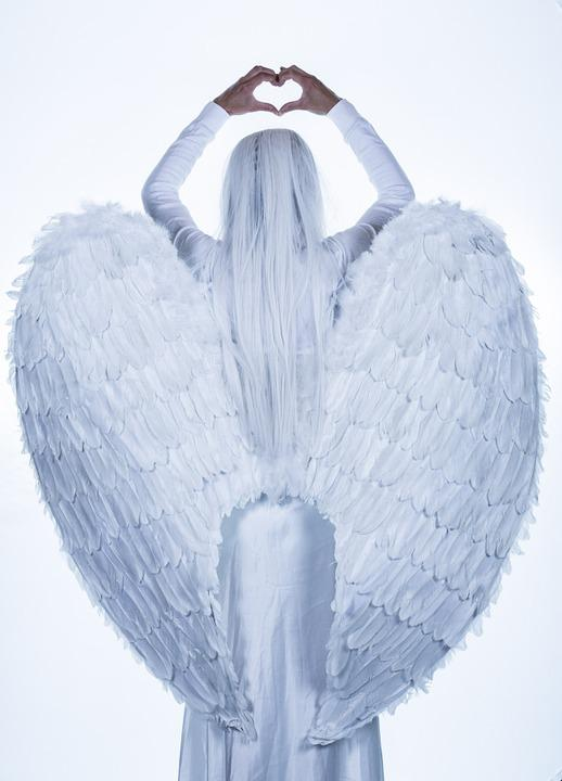Free photo Angel Wings Girl Woman Free Image on Pixabay 819644