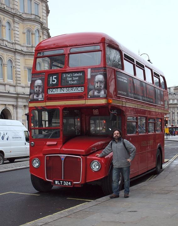 Bus London Double Decker 183 Free Photo On Pixabay