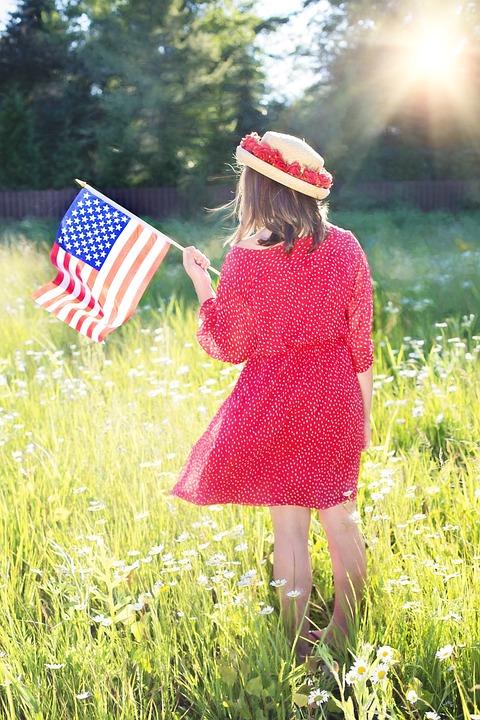 2e45006206 Fourth Of July American Flag - Free photo on Pixabay