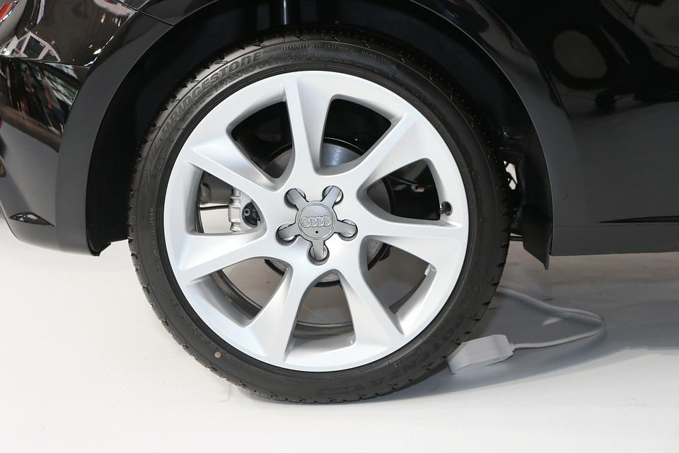 Free Photo Car Wheels Tire Audi Free Image On Pixabay - Audi car tires