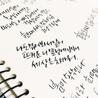Handwriting, Hieroglyph, Language