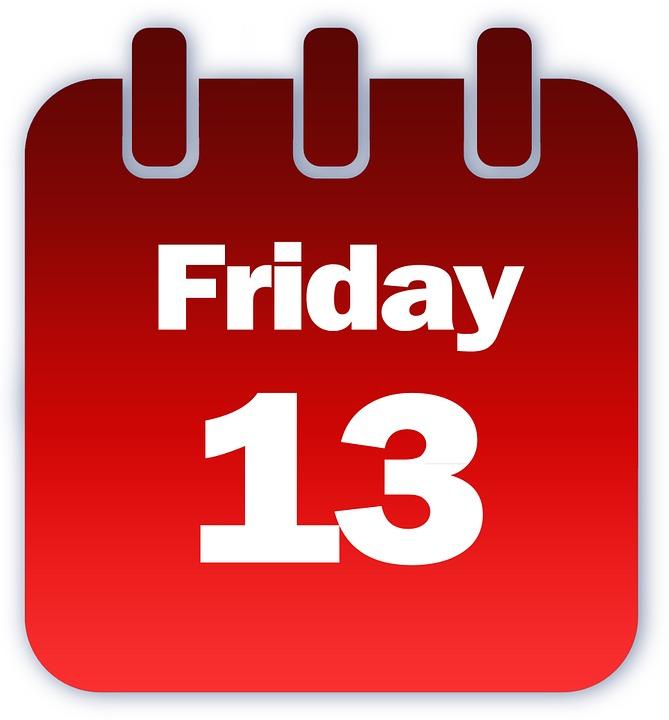 Aberglaube Unglück freitag kalender aberglaube kostenloses bild auf pixabay