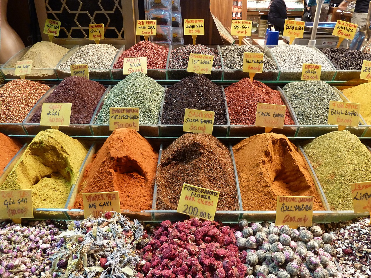 the important role of food in the turkish culture in istanbul turkey