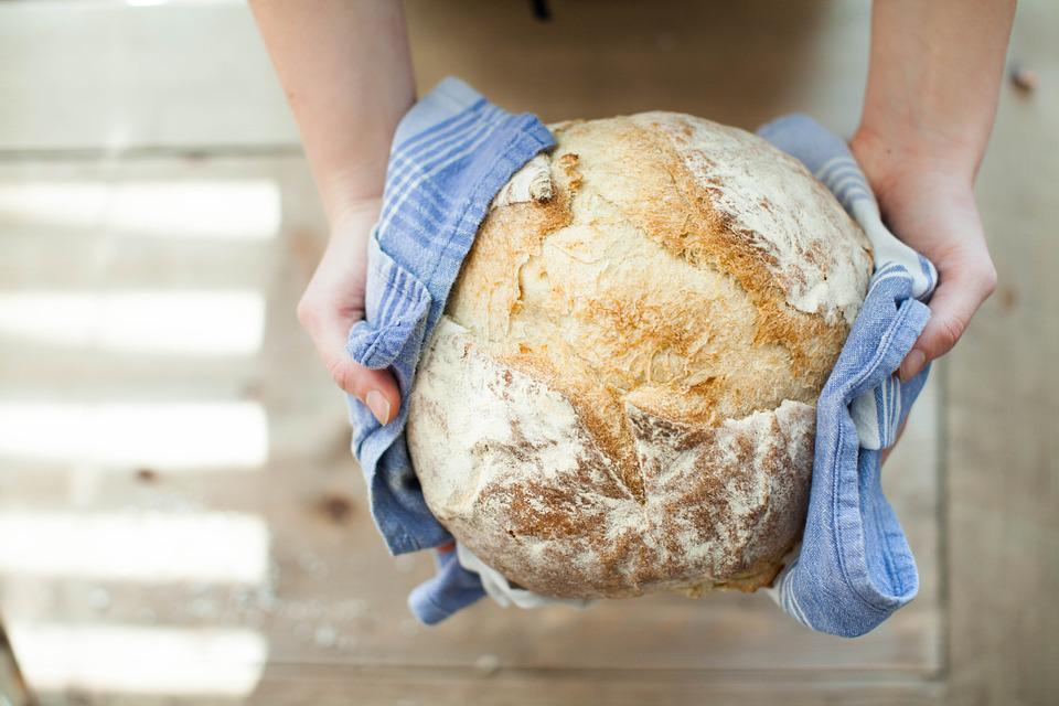Bread, Baking, Fresh, Home Made, Food, Bakery, Healthy
