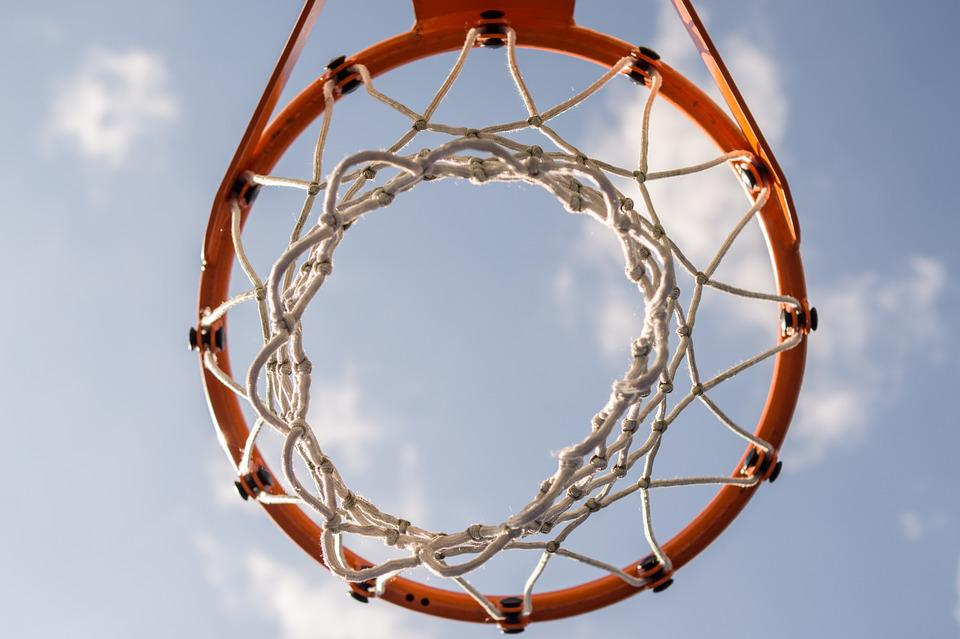 Basket, Hoop, Basketball, Game, Net, Court, Sport, Play