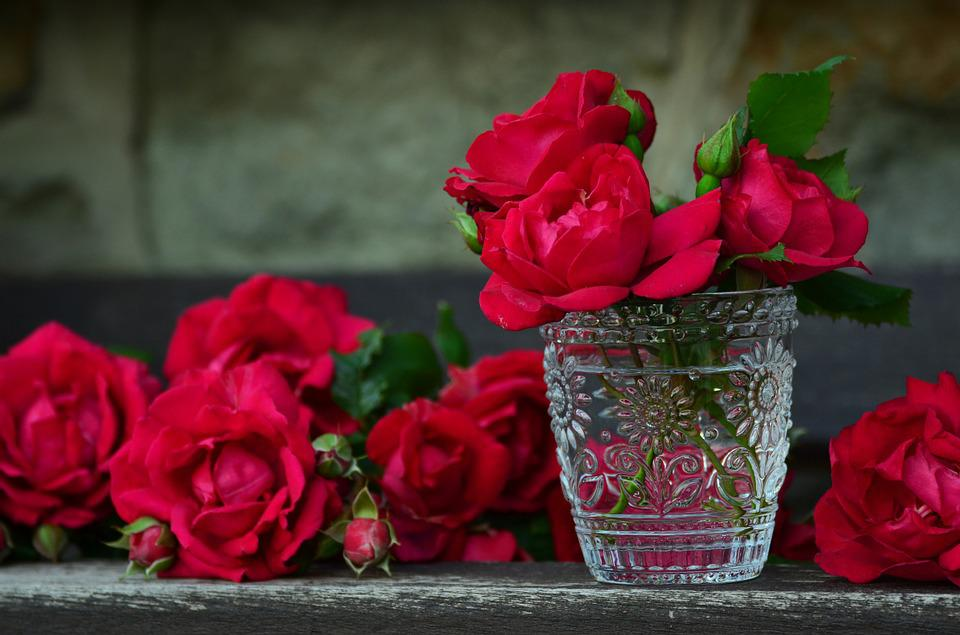Free Photo: Roses, Red Roses, Bouquet Of Roses