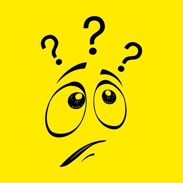 Fragezeichen smileys mit Emoji Bedeutung: