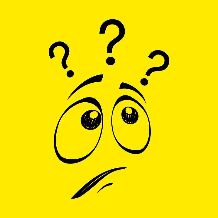 Bertanya Gambar Gratis Pixabay Smiley Emoticon Lucu Animasi