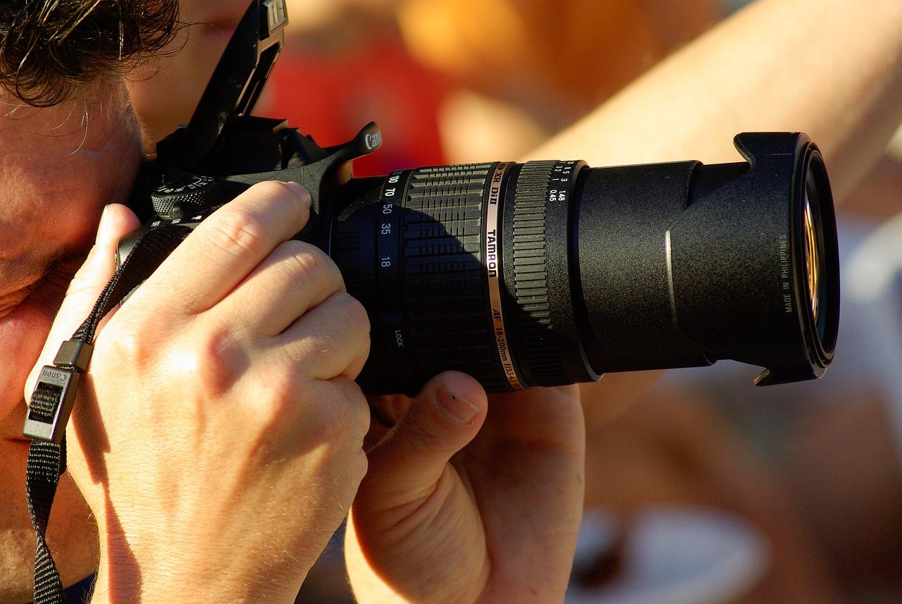 как заработать фотографу фото мыльницей одна блогерша