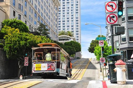City, Szállítás, San Francisco, Városi