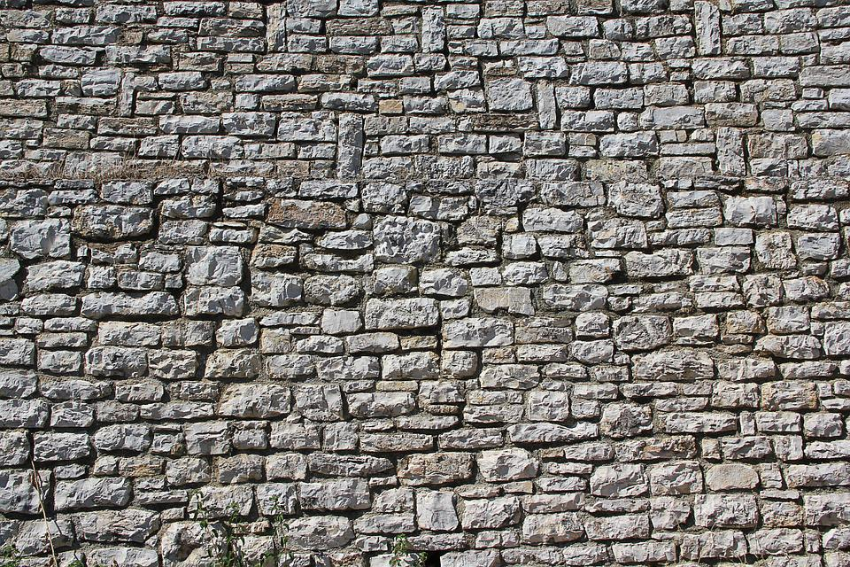 Free photo wall masonry stones background free image
