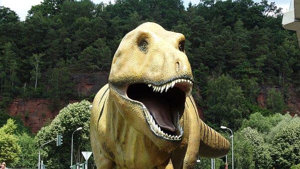 Dinoszauruszok, Dino, T Rex