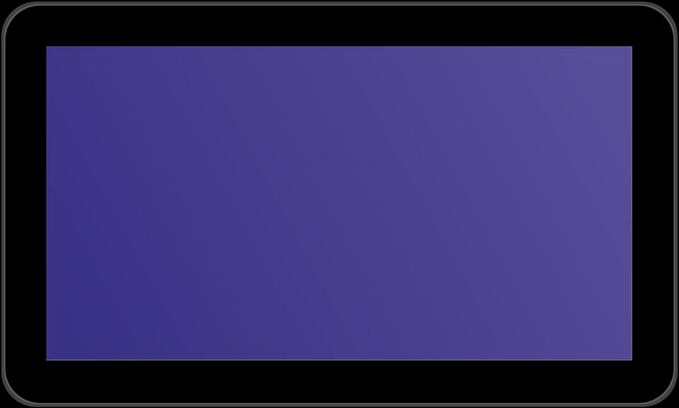 Image vectorielle gratuite tablette il cran tactile for Photo ecran tablette