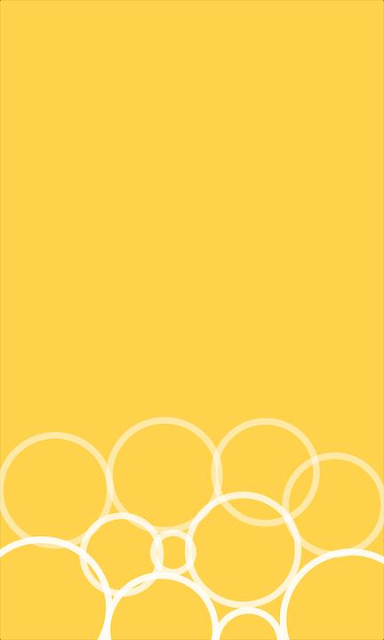 Circle Giallo Bianco Immagini Gratis Su Pixabay
