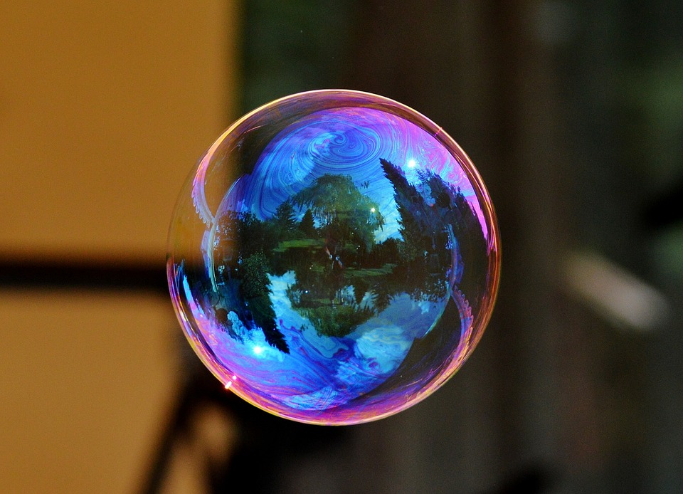 bubble de