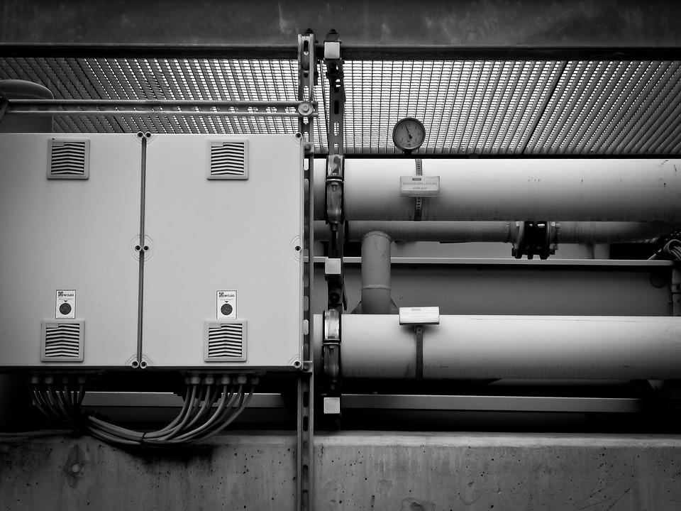Industrie Leitung Verbindungen Kostenloses Foto Auf Pixabay