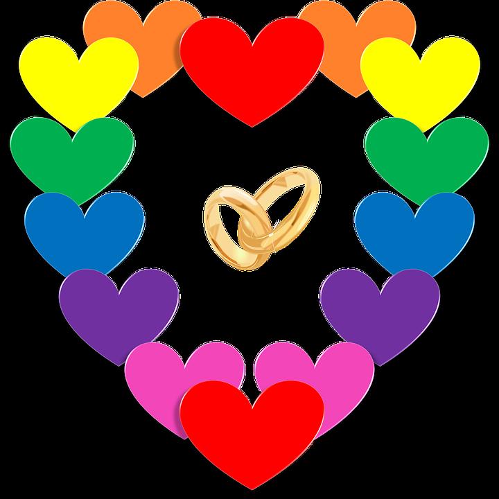 Marriage Equality Rainbow Free Image On Pixabay