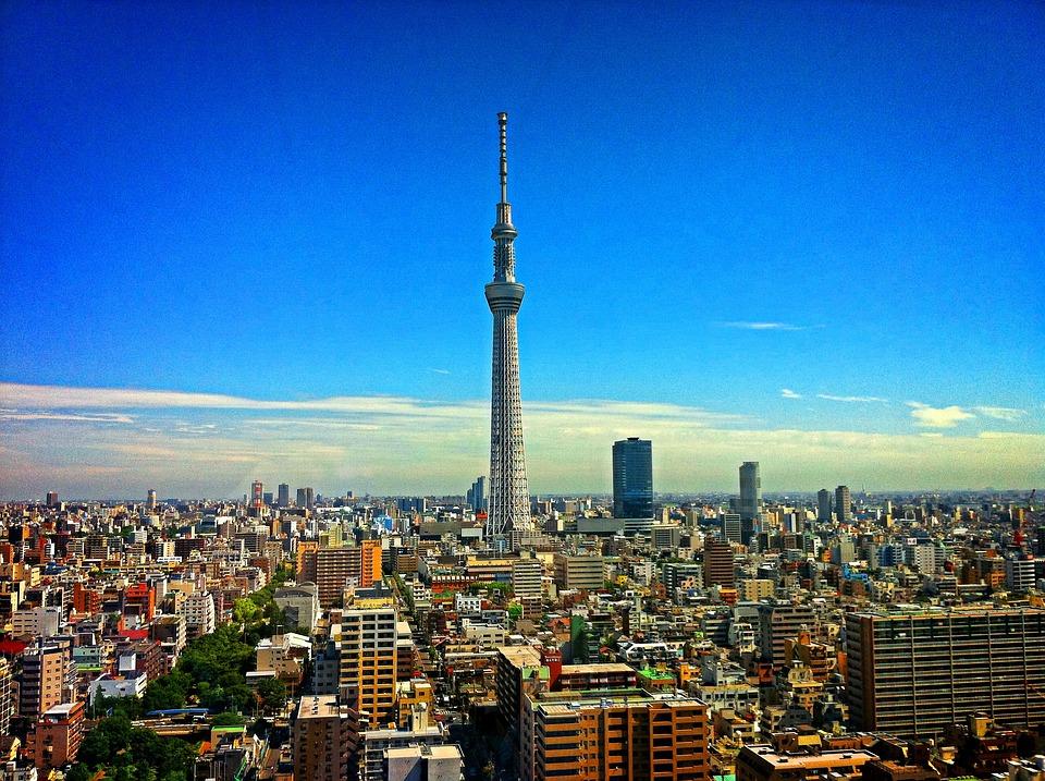 東京タワー, 東京, 日本