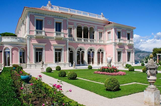 Free Photo Villa Ephrussi Rothschild France Free
