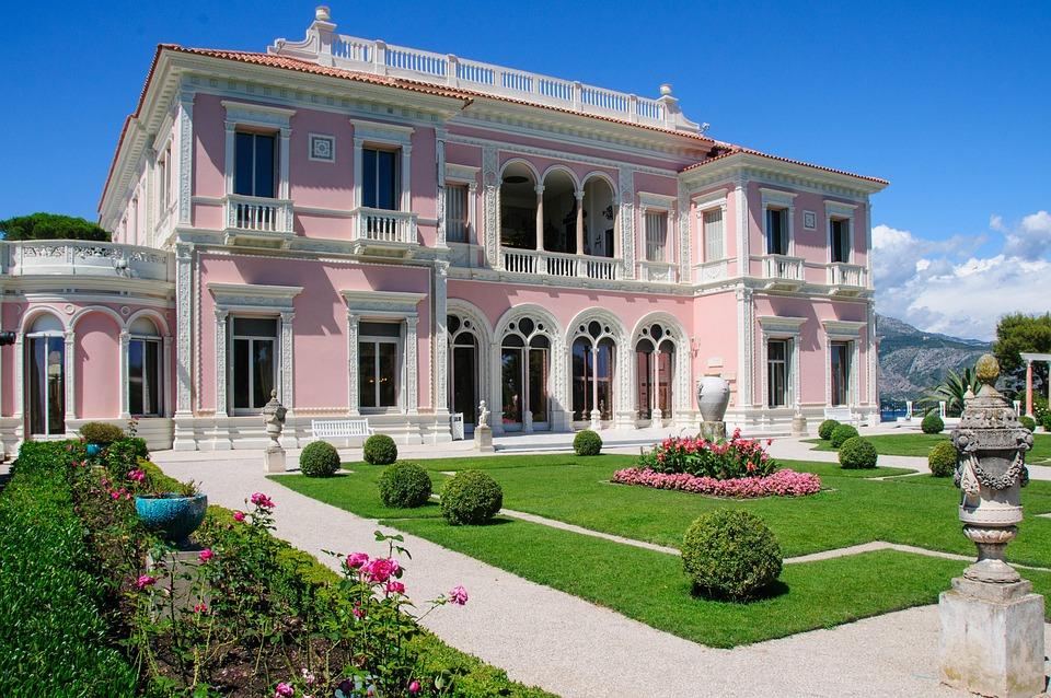 Villa Ephrussi Rothschild - Kostenloses Foto auf Pixabay