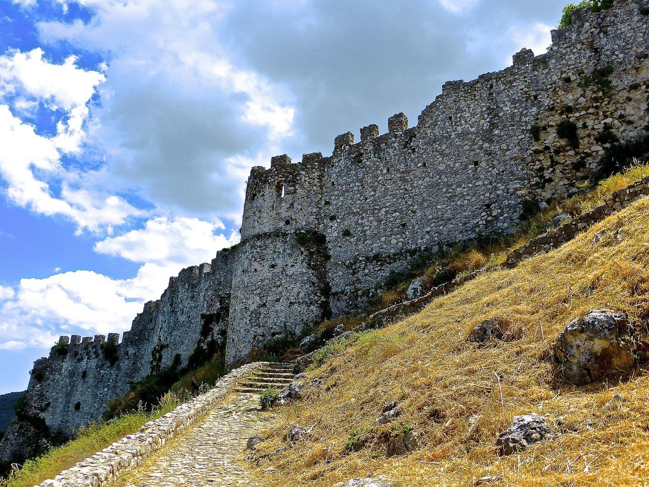 крепость каменная картинки ничтожные