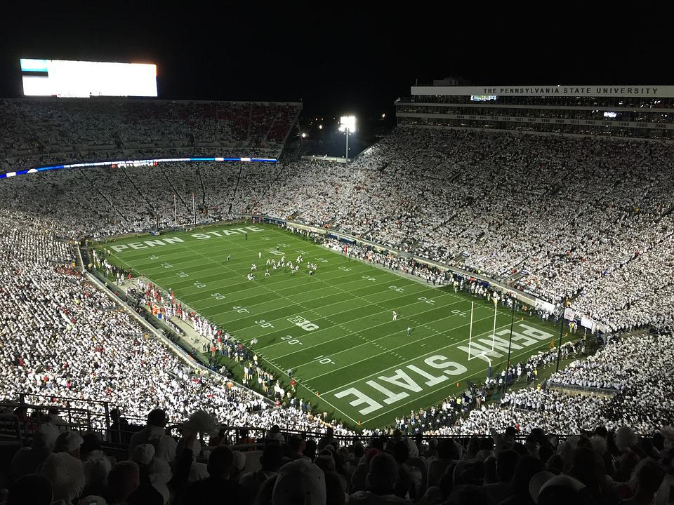Image result for penn state football stadium