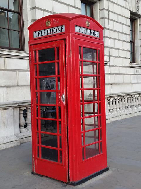 london phone booth red free photo on pixabay. Black Bedroom Furniture Sets. Home Design Ideas