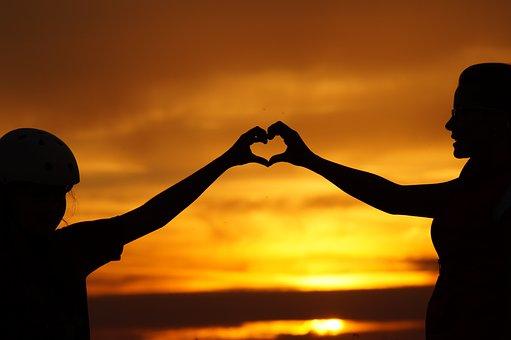 愛, 家族, 心臓, 親, 永遠の愛, 母親, フィーリング, お母さん, 子供