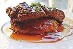steak, meat, eat