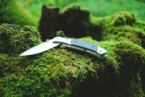 Knife Campingmesser Pocket Knife Blade Hun