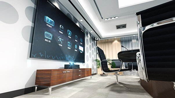 Set-Top Boxes Conference Interior Design T