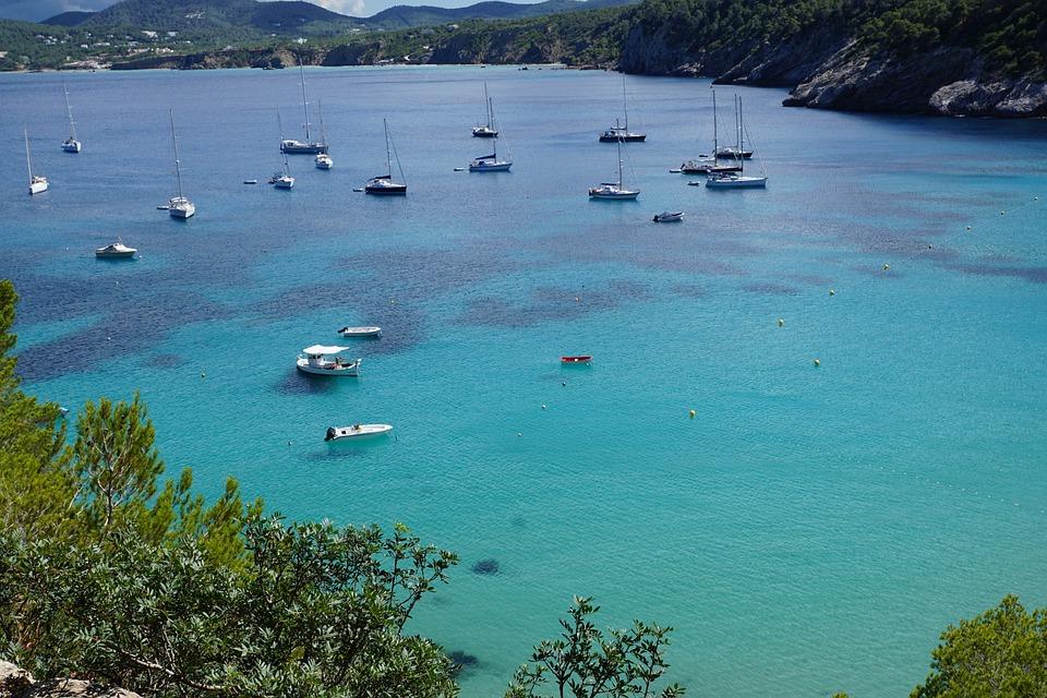 Ibiza, Mare, Prenotato, Spagna, Turchese, Isole Baleari