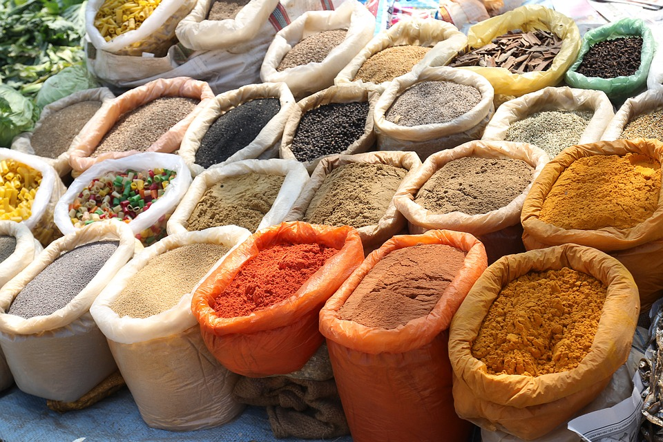 Free photo indian spices spices indian food free for 4 spice indian cuisine