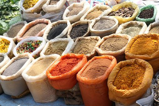 Indian Spices, Spices, Indian, Food