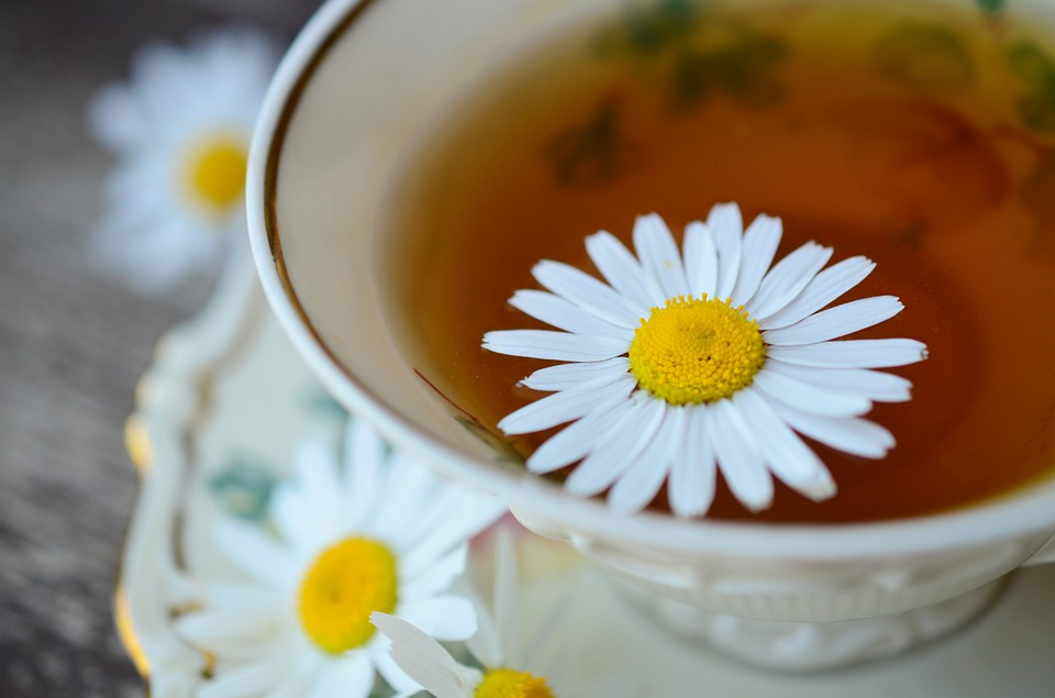 Chamomile Herbal Teas for Sleep