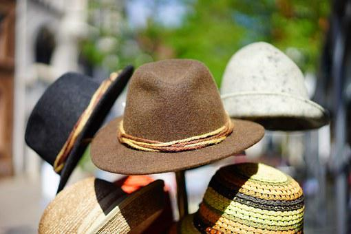 Hats, Fedora, Hat Manufacture, Stack