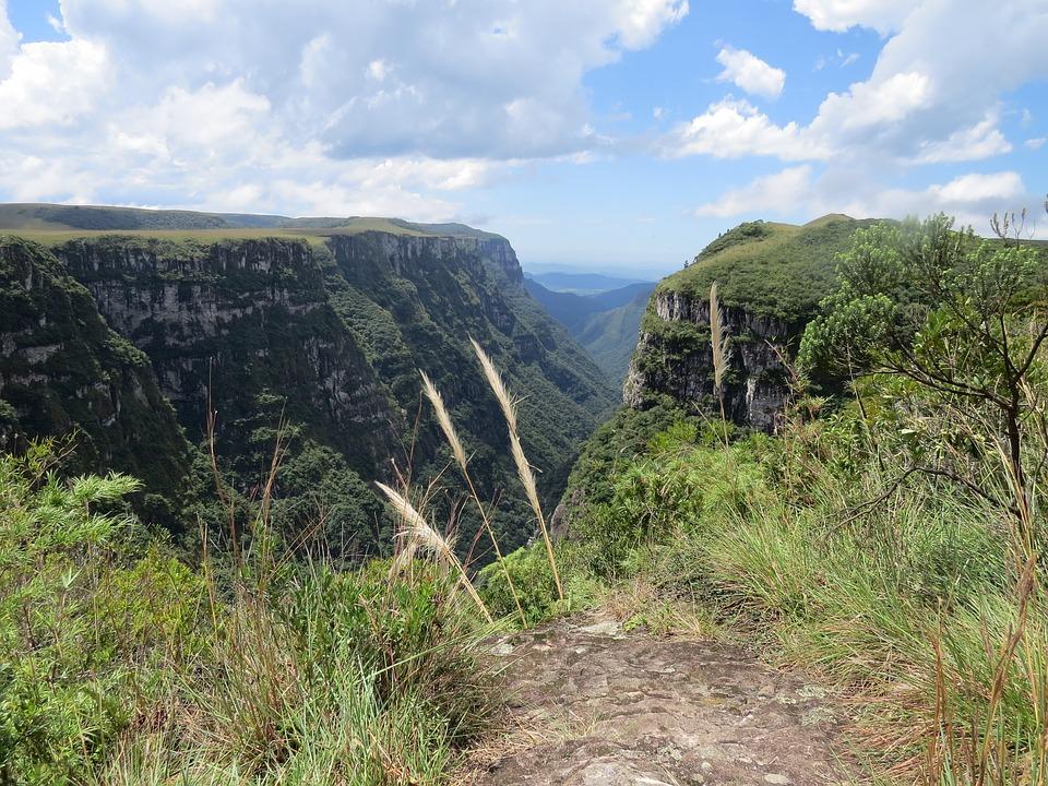Cânions entre Santa Catarina e Rio Grande do Sul