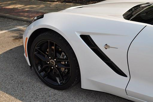 Corvette Wheel Rim Tire Rubber Street Asph