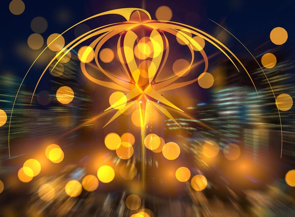 Stella Di Natale Luce.Star Stella Di Natale Luce Immagini Gratis Su Pixabay