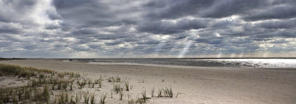 Cape May Nj, Cape May Nor'Easter