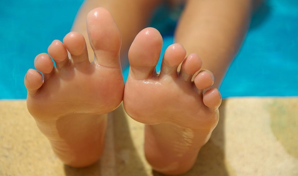 free foot sex