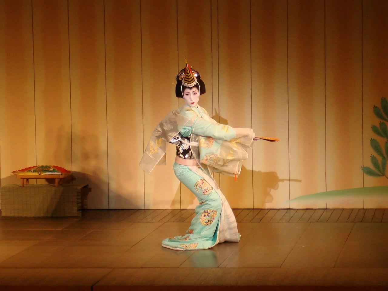 японский танец в картинках игрушки намекает тихое