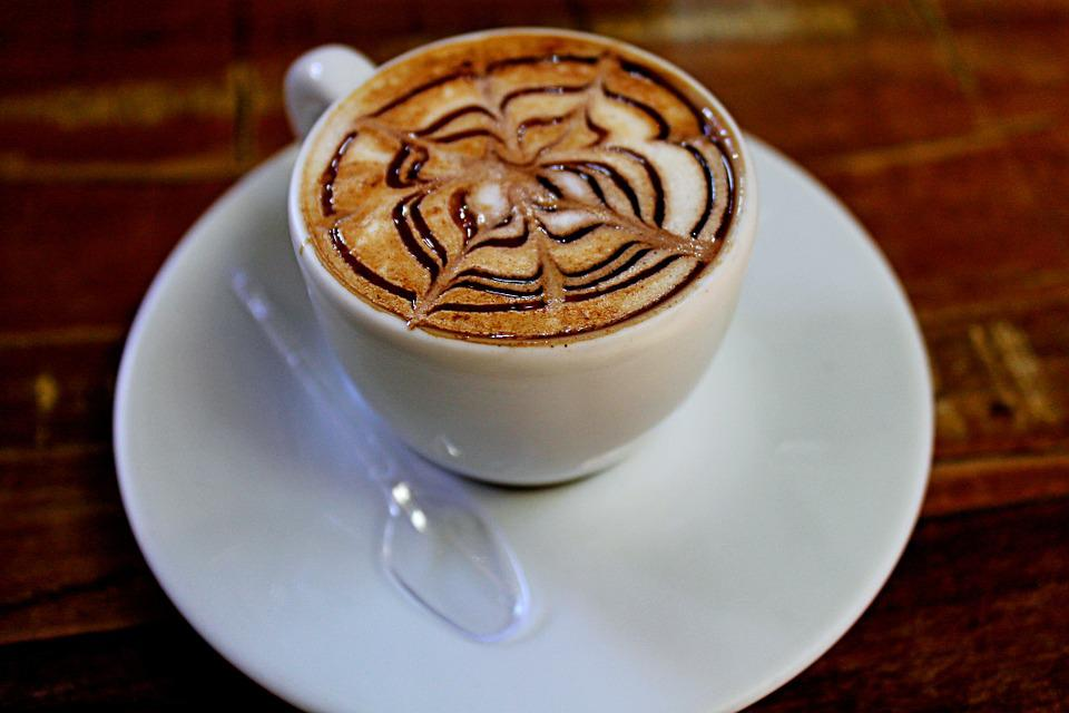 Free Photo: Cappuccino, Coffee, Cup