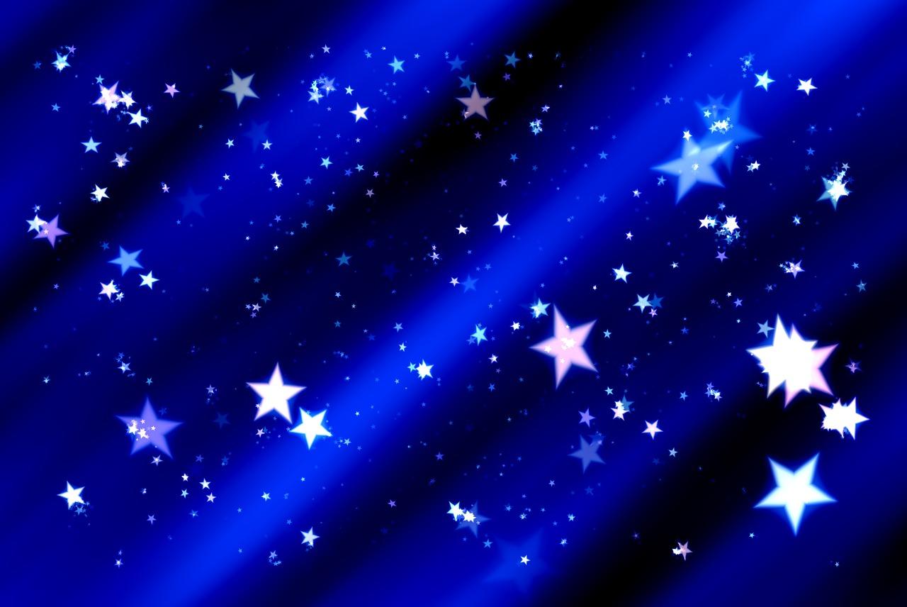 Картинка звездного неба для детей